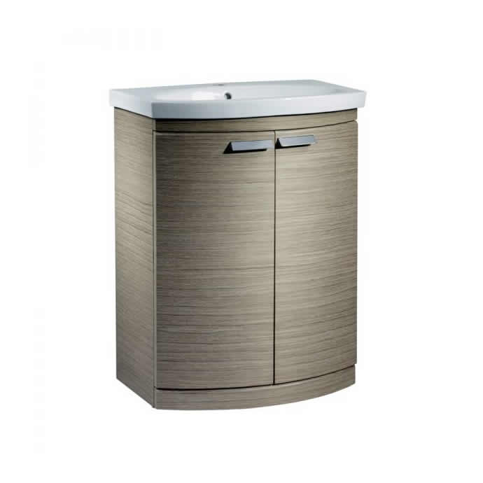 Tavistock Tempo Freestanding Vanity Basin 650mm Light Java