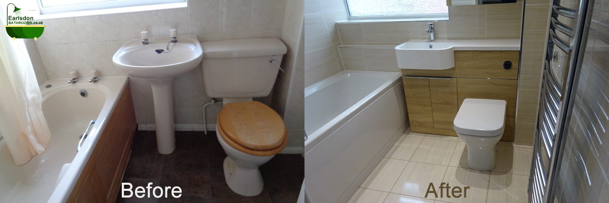 Bathroom Renovation Bishops Tachbrook Leamington Spa Earlsdon Bathrooms