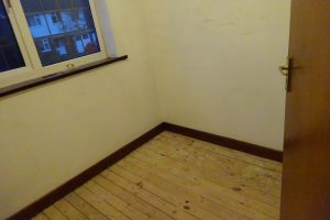 Bedroom before the ensuite renovation greville road Kenilworth
