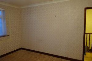 Master Bedroom before the ensuite renovation greville road Kenilworth