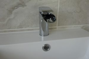 Tavistock Solace basin mixer tap