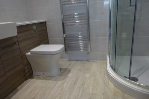 Ensuite Fully Fitted