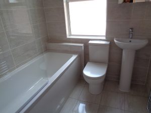 Bathroom Renovation on Broadway Earlsdon