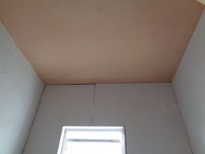 Bathroom walls fully boarded and ceiling plasterd  Broadway Earlsdon Coventry
