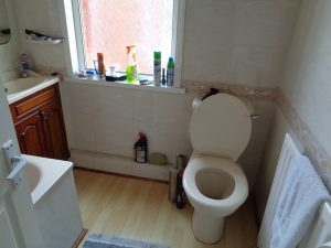 Old Bathroom on Broadway Earlsdon Coventry