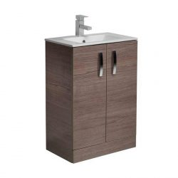 Tavistock Swift freestanding Vanity Basin Unit 600mm Wide Montana Gloss