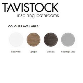 Tavistock Tempo Freestanding Vanity Basin 650mm Sample Colours Colours Available