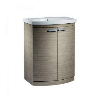 Tavistock Tempo Freestanding Vanity Basin 650mm Light Java