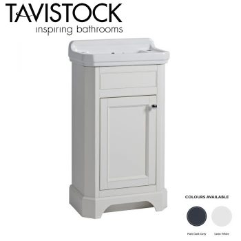 Tavistock Vitoria 600mm Freestanding Unit Matt Dark Grey