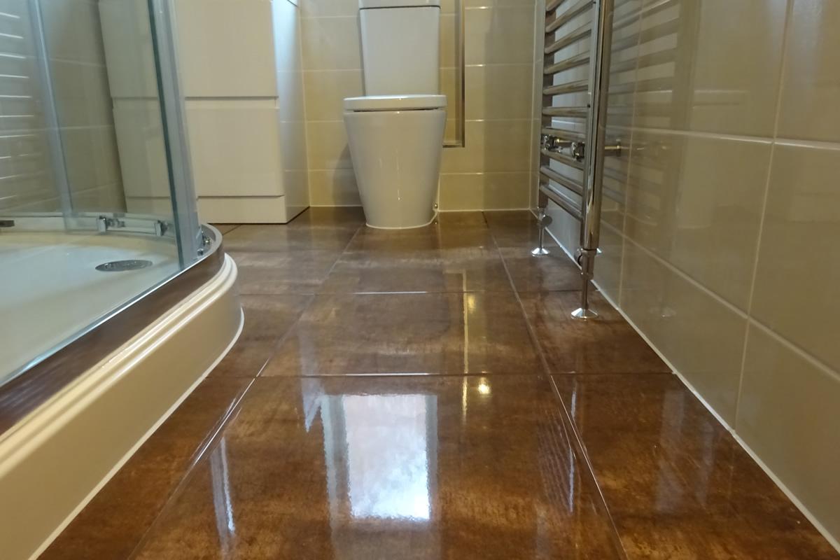 Remodel Bathroom To Shower Room Hepworth Rd Binley