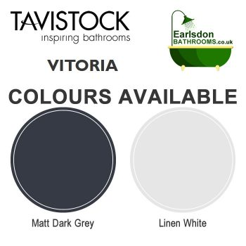 Tavistock Vitoria Colours available colour chart