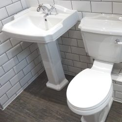 Victorian Family Bath or Shower Room Solution