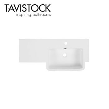 tavistock courier 900mm Isocast basin cupboard top