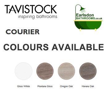 tavistock courier colour sample chart