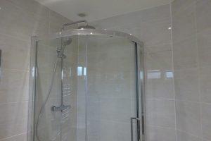 8mm quadrant Shower Screen