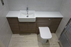 Zeal Driftwood Bathroom Fitted Furniture