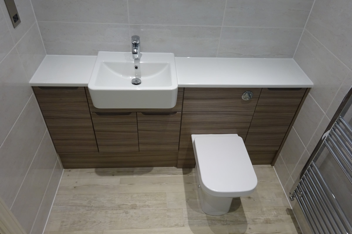 Ensuite Fitted Little Cryfield Coventry Earlsdon Bathrooms