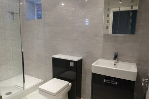 Walk in Shower Room Beechwood Avenue Coventry