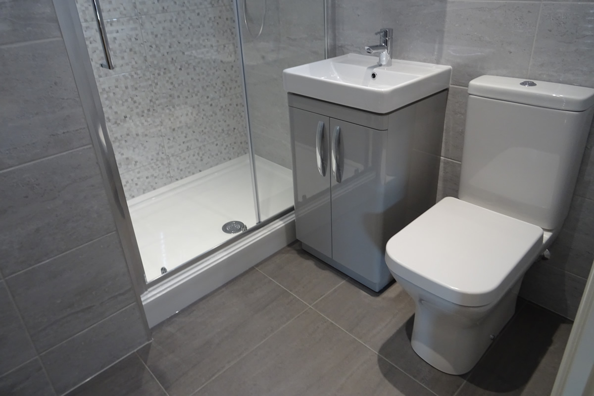 Ensuite Renovation Beanfield Ave Coventry