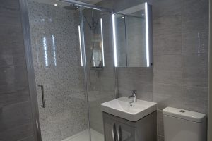 ensuite shower room Coventry