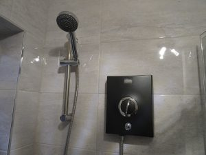 Aqualisa Quartz Graphite Grey Electric Shower QZE8511