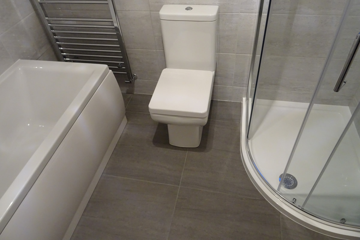 Bathroom and Shower Installation Arden Road Kenilworth