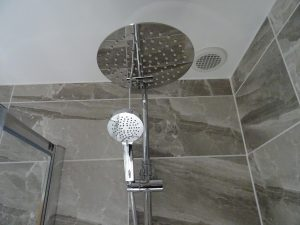 Tavistock quantum shower