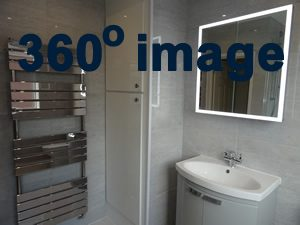 360 degree image Earlsdon Bathroom  Fitted  Shower Room
