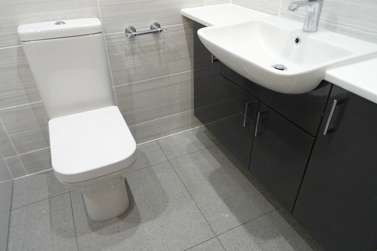 Fitted Bathroom by Earlsdon Bathrooms