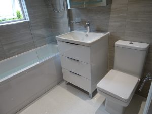 Modern Fitted bathroom Wainbody Avenue South Coventry