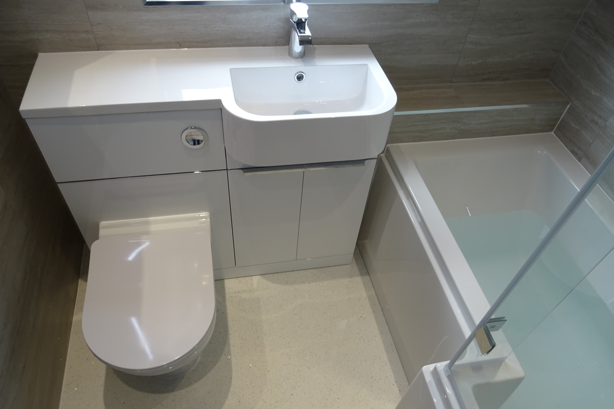 Bathroom renovation Coventry Earlsdon Bathrooms