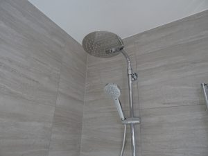 Bathroom renovation with shower in Coventry