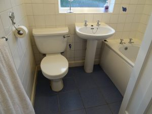 Old Fitted Bathroom Coventry