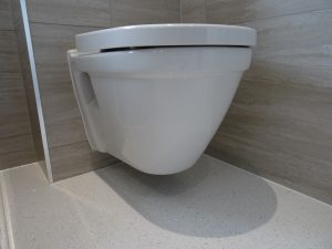 Vitra S50 rimless wall hung toilet pan Coventry
