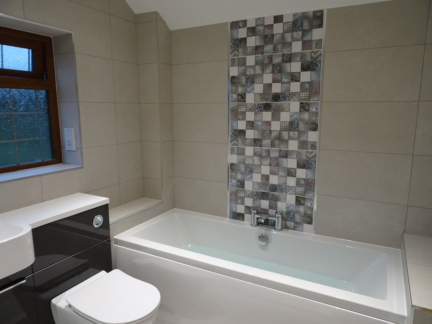 Luxury Bathroom with Tavistock Match Unit