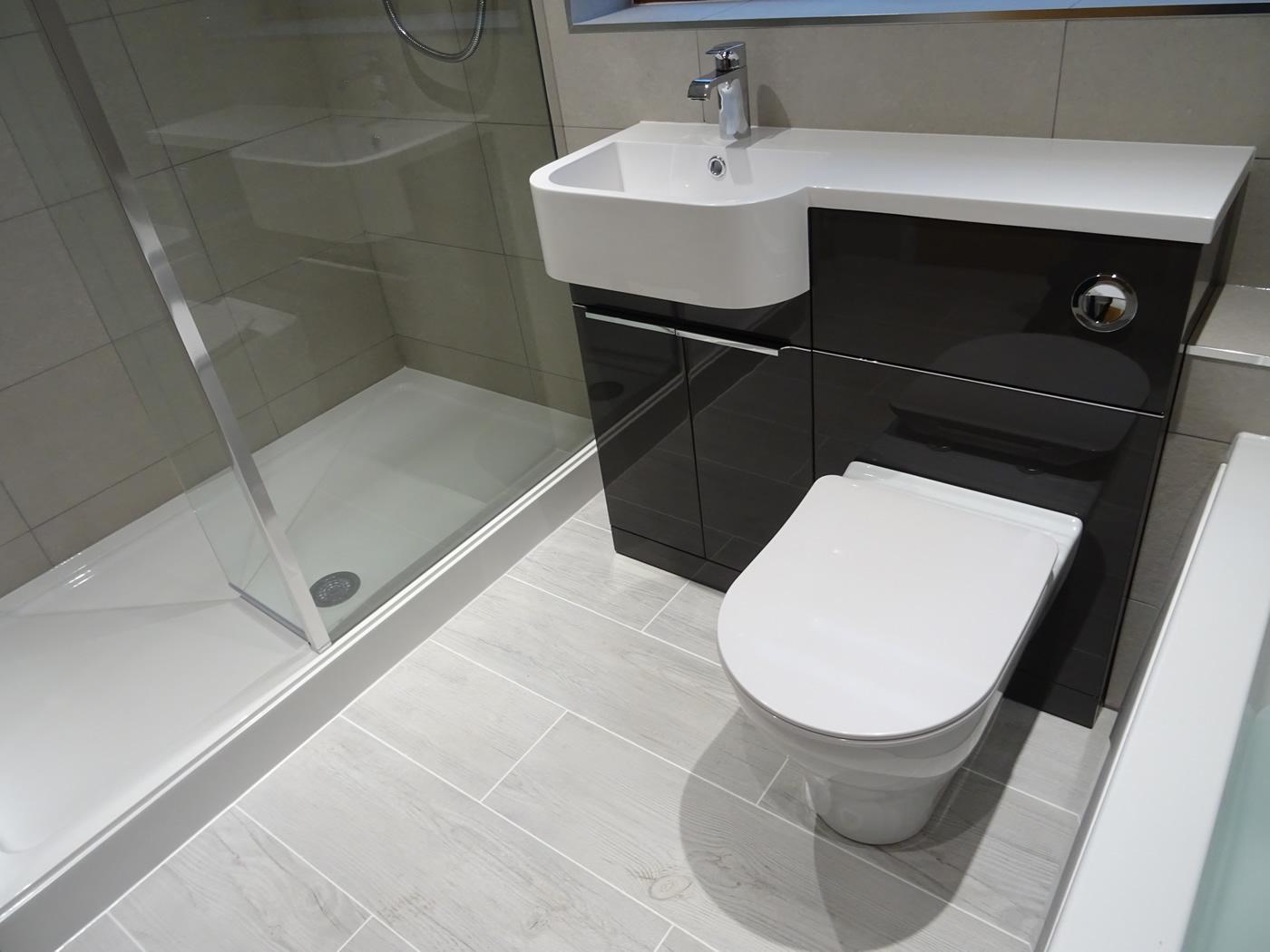 Tavistock Match combined toilet basin unit