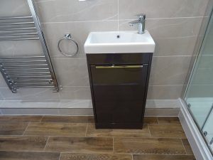Ensuite Shower room Fully Tiled