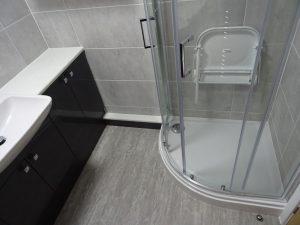 Quadrant shower enclosure in Coventry