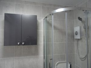 Shower Room with quadrant shower enclosure in Coventry